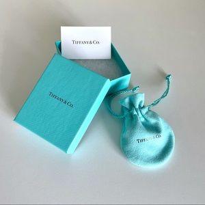 Tiffany Box and Dust Bag (Small)